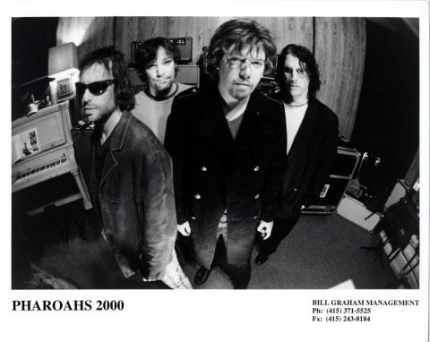 Pharoahs 2000 Promo Print