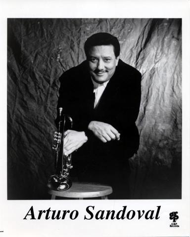 Arturo Sandoval Promo Print