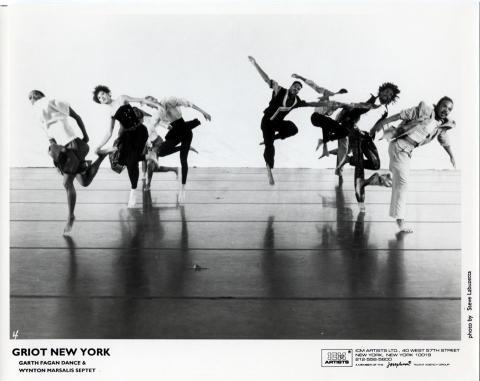 Griot New York Promo Print