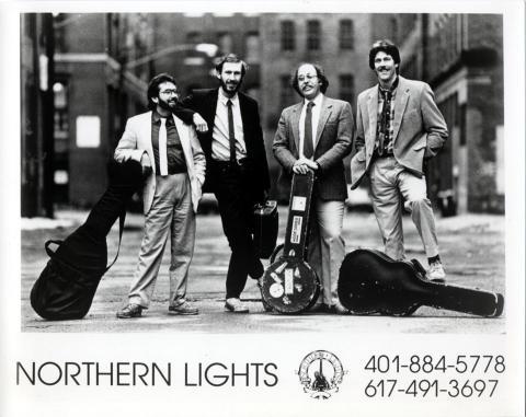 Northern Lights Promo Print
