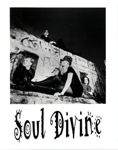 Soul Divine Promo Print