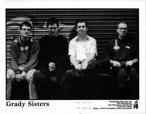Grady Sisters Promo Print