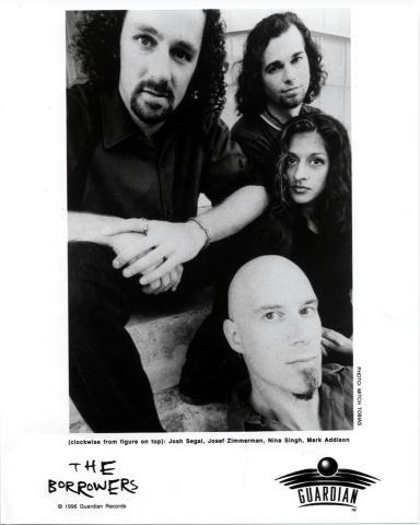 The Borrowers Promo Print