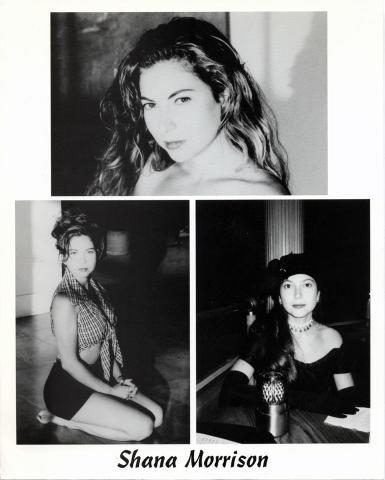 Shana Morrison Promo Print