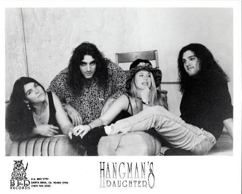 Hangman's Daughter Promo Print