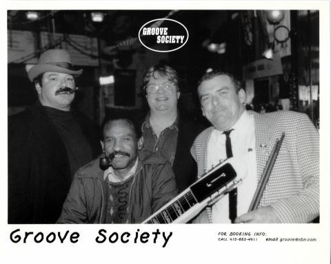Groove Society Promo Print