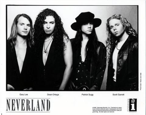 Neverland Promo Print