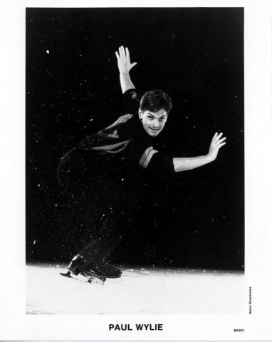 Paul Wylie Promo Print