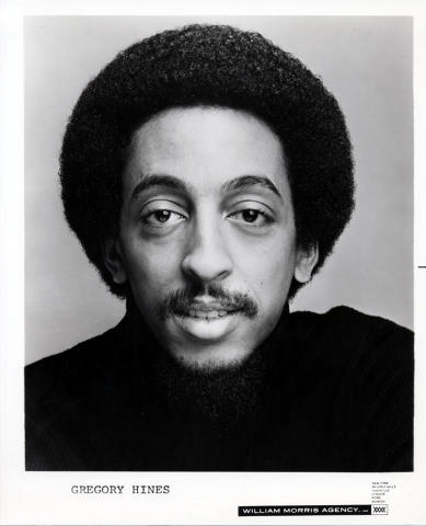 Gregory Hines Promo Print