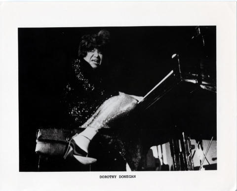 Dorothy Donegan Promo Print
