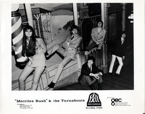 Merrilee Rush Promo Print