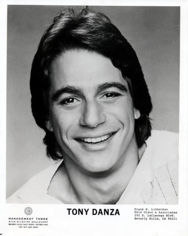 Tony Danza Promo Print