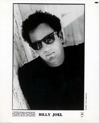 Billy Joel Promo Print