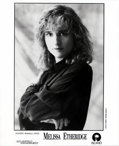 Melissa Etheridge Promo Print