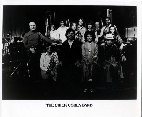 The Chick Corea Band Promo Print