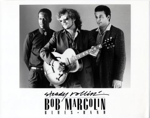 Bob Margolin Promo Print