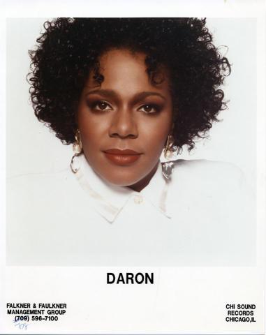 Daron Promo Print