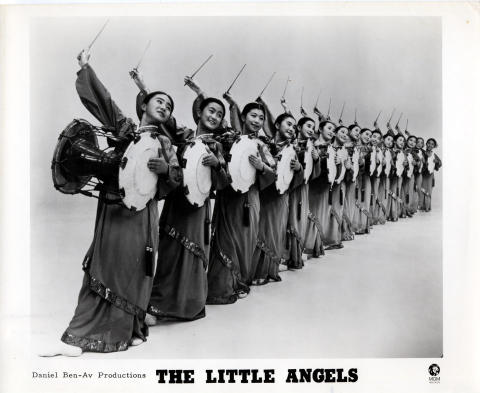 The Little Angels Promo Print