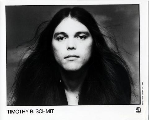 Timothy B. Schmit Promo Print