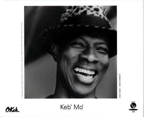 Keb' Mo' Promo Print