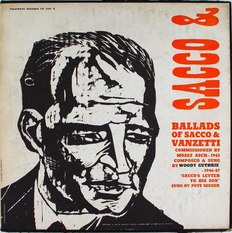 """Sacco & Vanzetti Vinyl 12"""""""