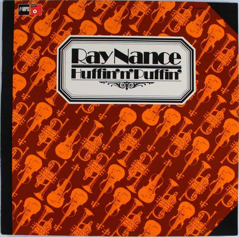 """Ray Nance Vinyl 12"""""""