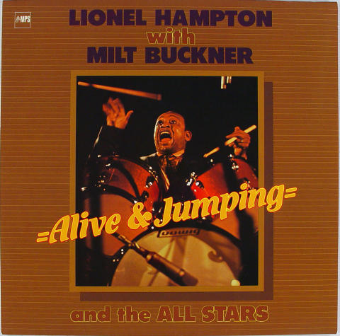 Lionel Hampton All Star Band Vinyl 12""