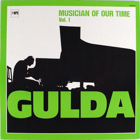 """Gulda Vinyl 12"""""""