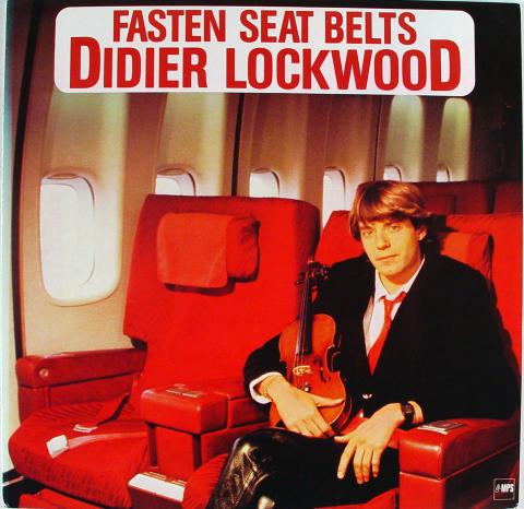 """Didier Lockwood Vinyl 12"""""""