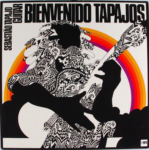 """Bienvenido Tapajos Vinyl 12"""""""