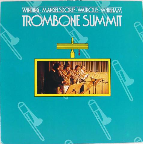 """Trombone Summit Vinyl 12"""""""