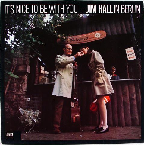 "Jim Hall Vinyl 12"""