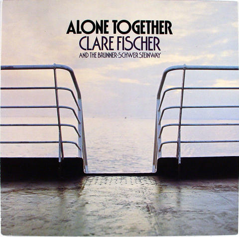 "Clare Fischer Vinyl 12"""