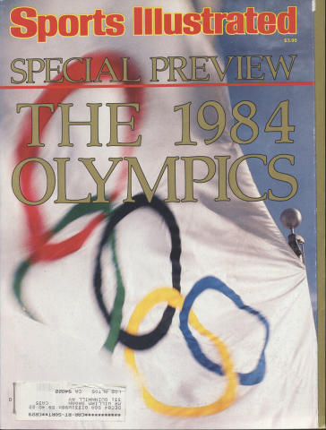 Sports Illustrated Olympics Preview 1984