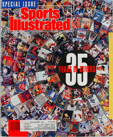 Sports Illustrated 35 Years of Covers 1990