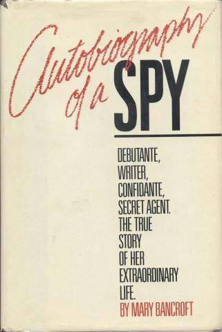 Autobiography Of A Spy