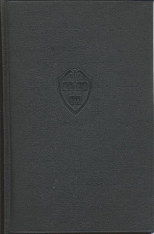 The Harvard Classics, Vol. 38