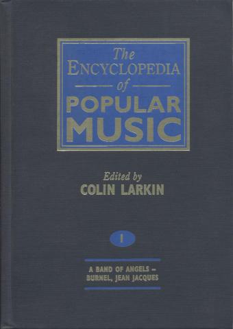 The Encyclopedia Of Popular Music, Vol. 1