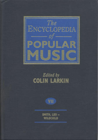 The Encyclopedia Of Popular Music, Vol. 7