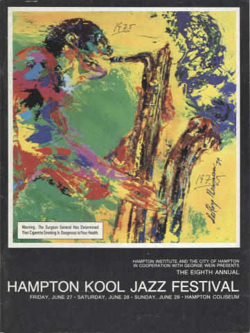 The Hampton Kool Jazz Festival Program