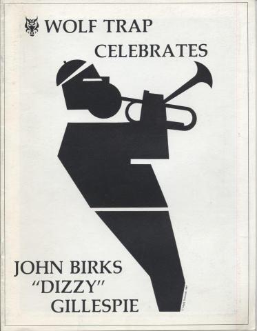 "Wolf Trap Celebrates John Birks ""Dizzy"" Gillespie Program"