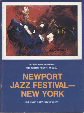 Newport Jazz Festival-New York Program