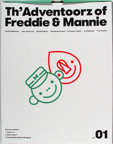 Th' Adventoorz Of Freddie & Mannie