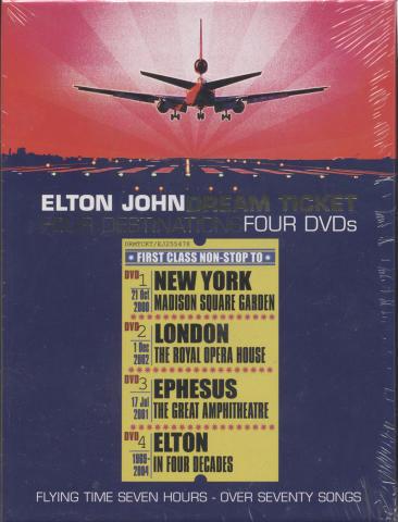 Elton John Box Set