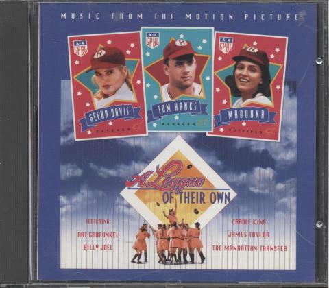 A League Of Their Own CD