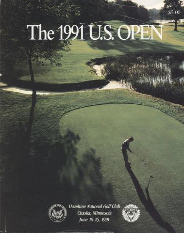 The 1991 U.S. Open