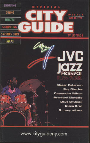 City Guide Magazine June 24, 1999