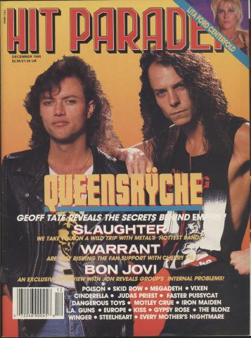 Hit Parader December 1990