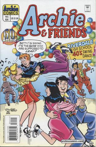 Archie & Friends Comics No. 64