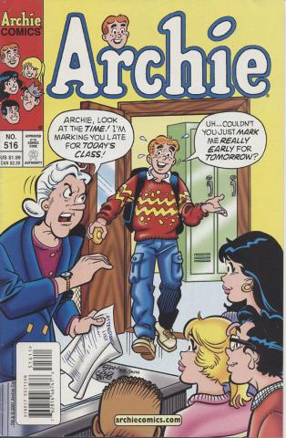 Archie Comics No. 516